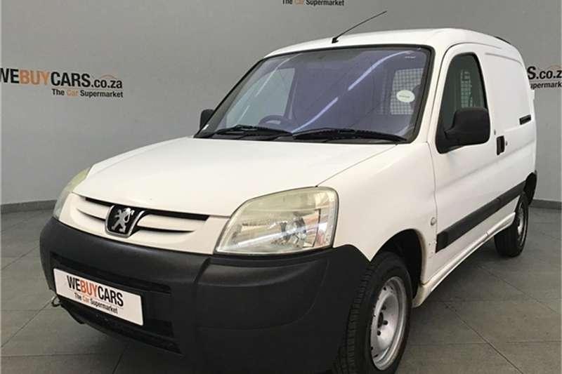 2006 Peugeot Partner 1.9D