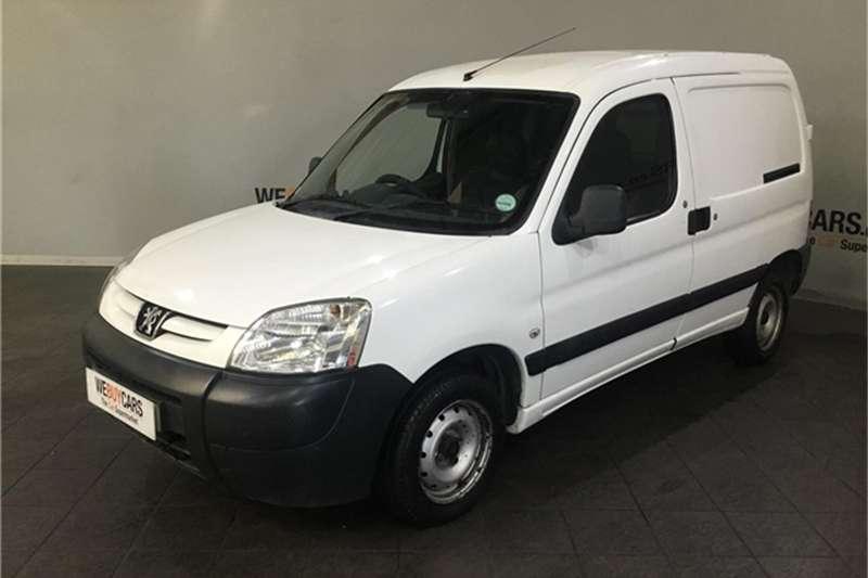 2009 Peugeot Partner 1.9D
