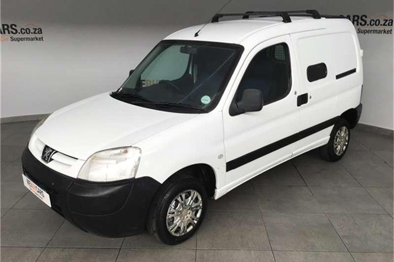 2005 Peugeot Partner 1.9D