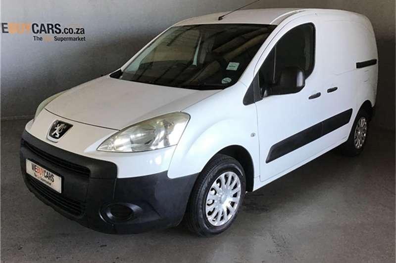 2012 Peugeot Partner 1.6HDi