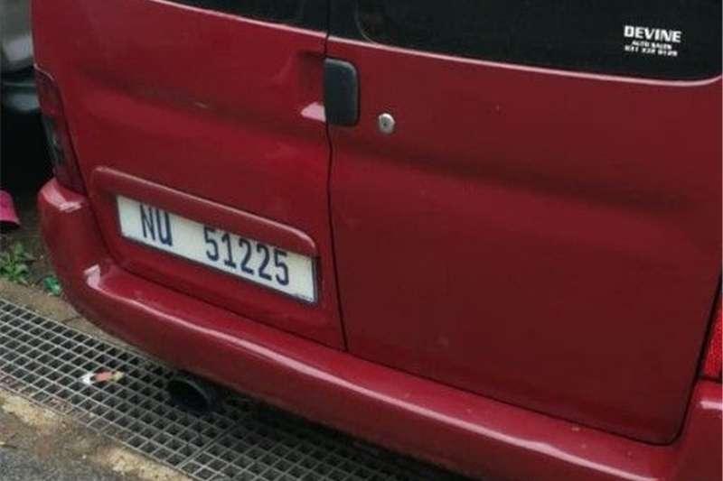 Peugeot Partner Panel Van Choose for me 2005