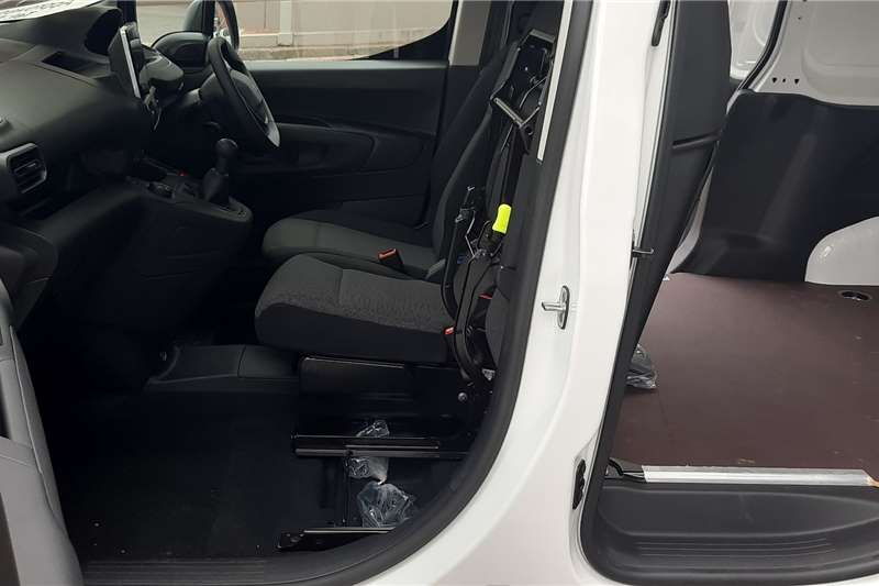 Demo 2021 Peugeot Partner Panel Van PARTNER 1.6 HDi LWB (66KW) F/C P/V