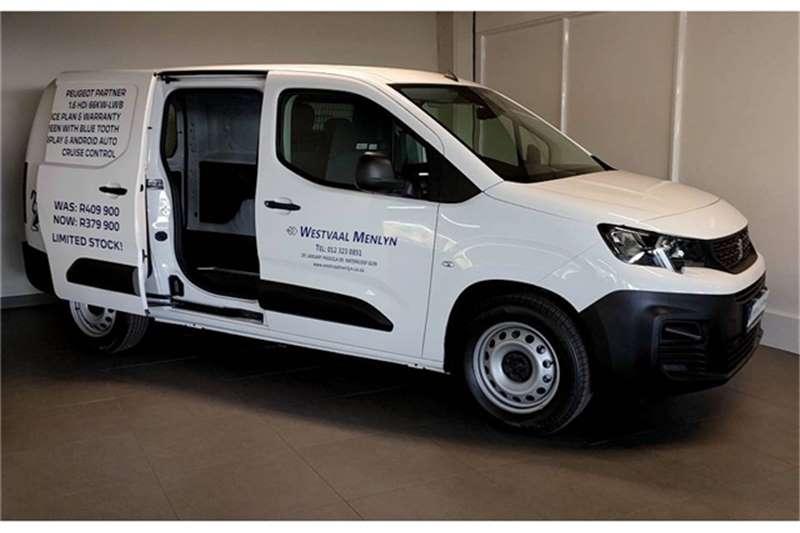 Used 2021 Peugeot Partner Panel Van PARTNER 1.6 HDi LWB (66KW) F/C P/V