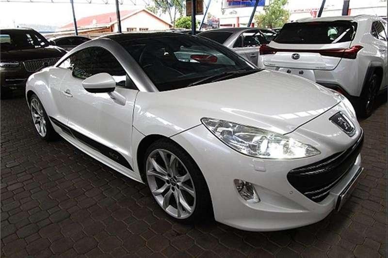 Peugeot RCZ 1.6T 2013