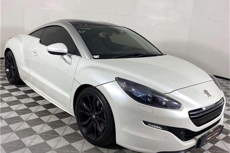 2014 Peugeot RCZ RCZ 1.6T