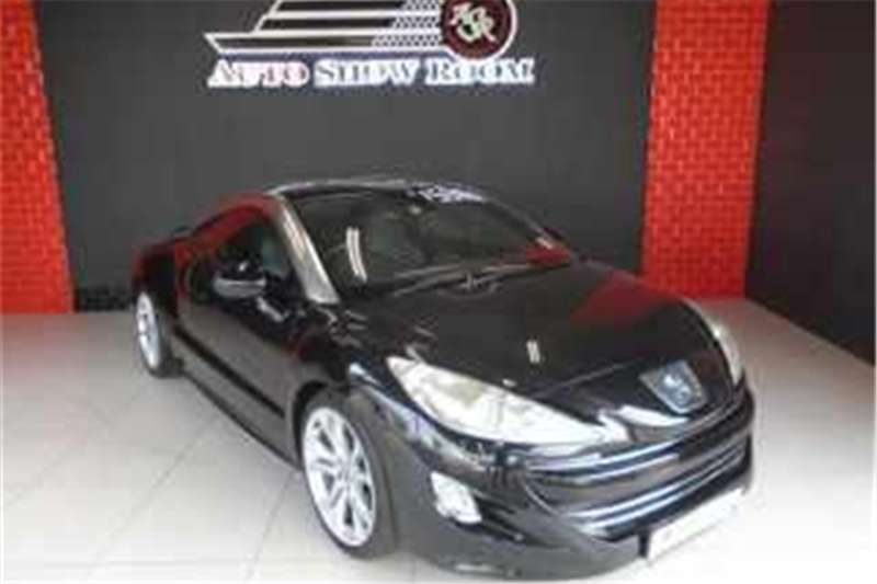 2011 Peugeot RCZ 1.6T