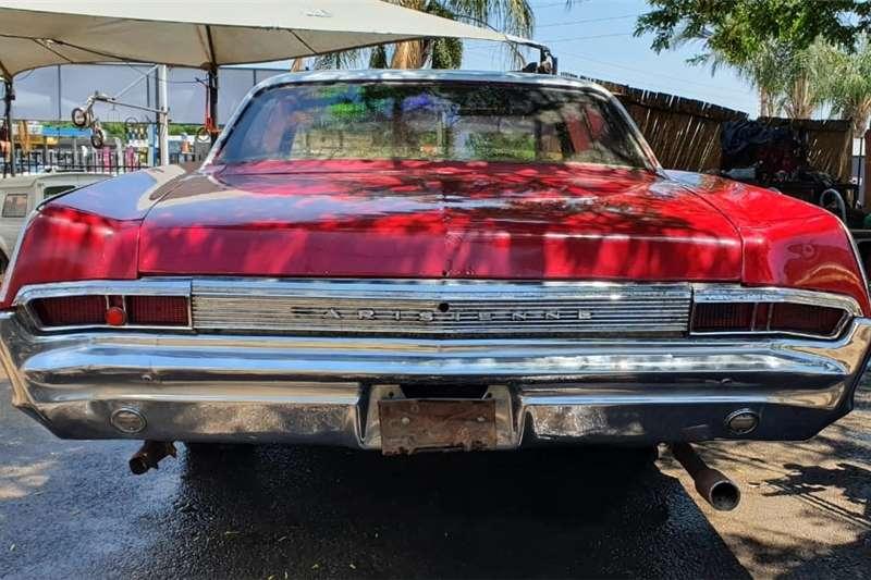 Pontiac Firebird 1965