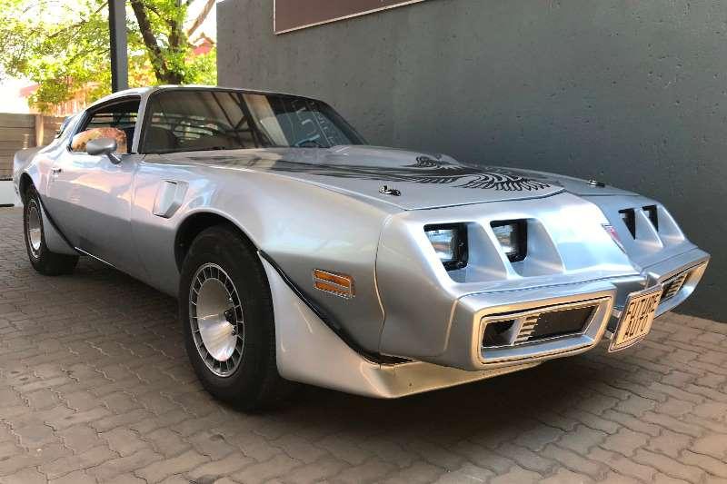 Pontiac Firebird 1978