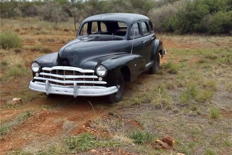 Pontiac Strato Chief 1948