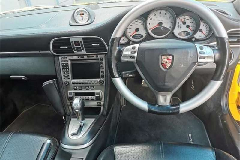 Porsche 911 Carrera 4 cabriolet tiptronic 2006