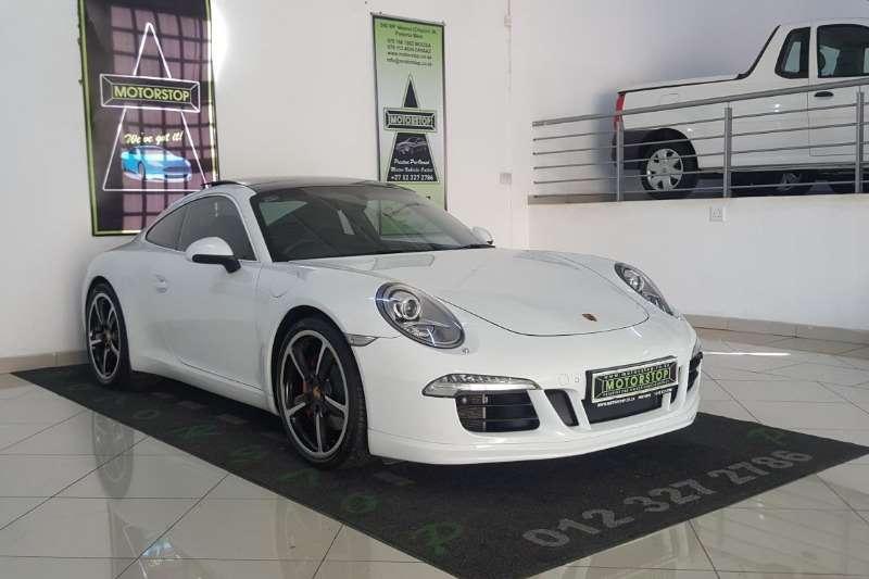 Porsche 911 Carrera 4 PDK 2013