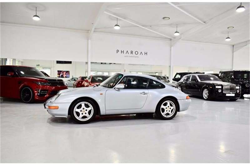 Porsche 911 Carrera Auto 1995