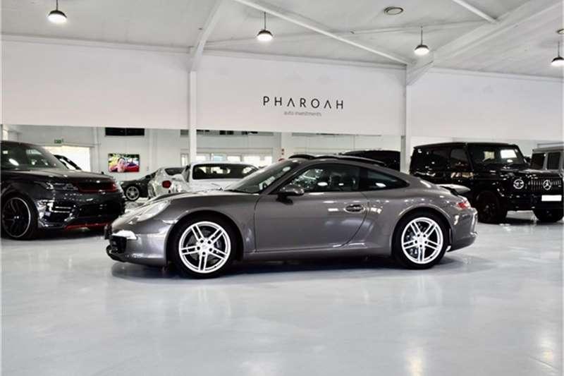 Porsche 911 Carrera auto 2012