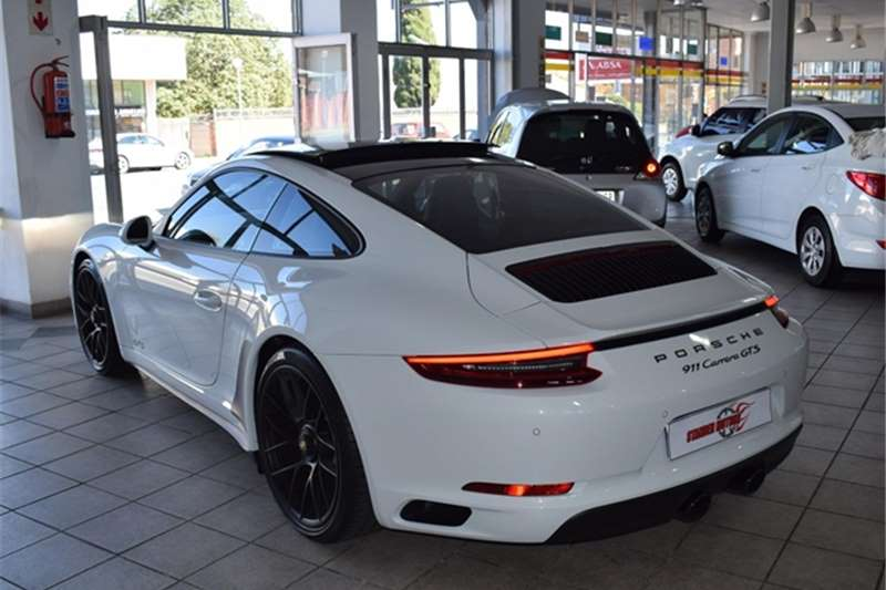 2017 Porsche 911 911 Carrera GTS coupe auto