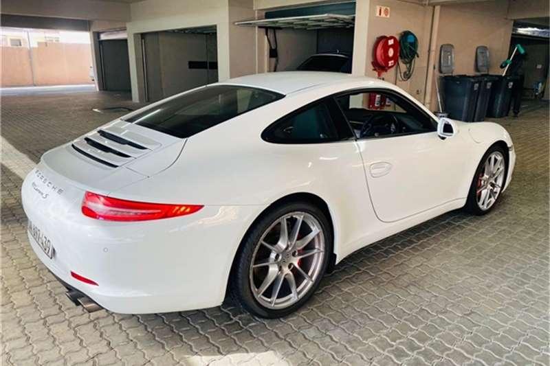Used 2012 Porsche 911 Carrera S auto