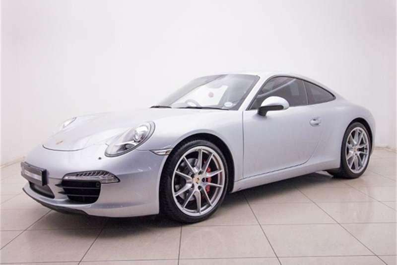 Porsche 911 Carrera S auto 2014