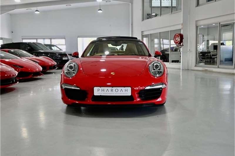 Used 2014 Porsche 911 Carrera S auto