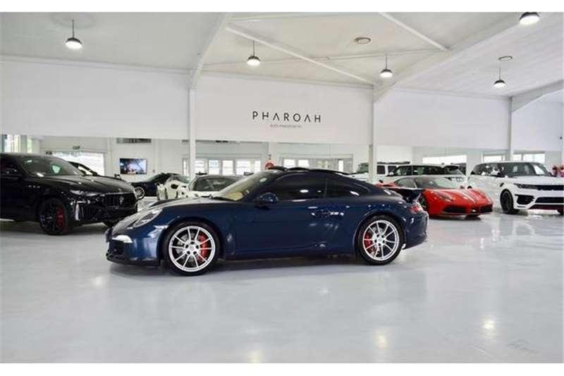 Porsche 911 Carrera S Coupe Auto 2012