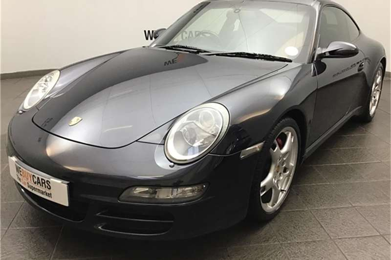 Porsche 911 Carrera S tiptronic 2007