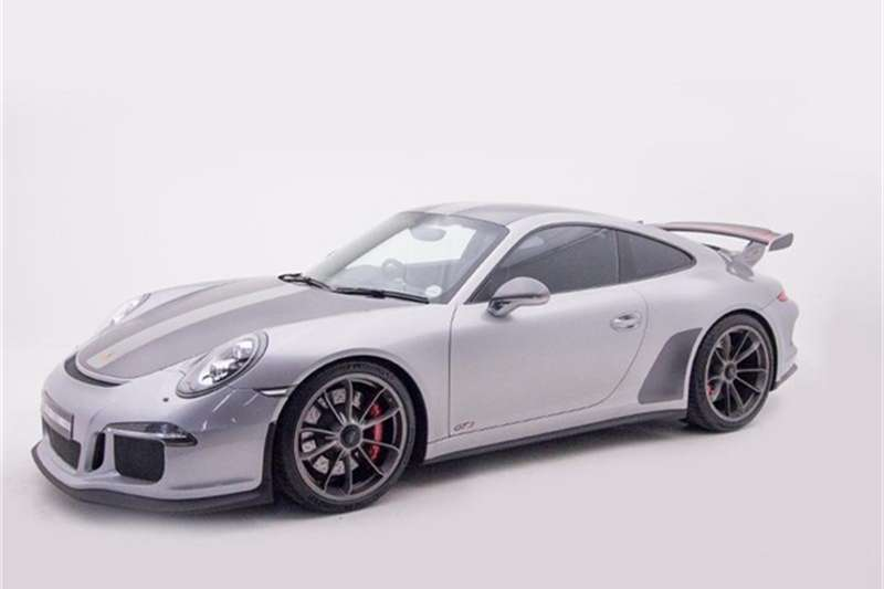 2019 Porsche 911 GT3 auto