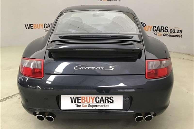 2007 Porsche 911 Carrera 4S tiptronic