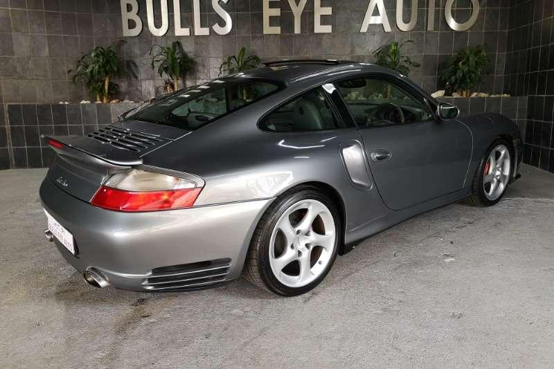 Porsche 911 turbo 2001