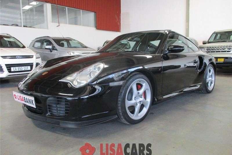 Porsche 911 turbo auto 2001