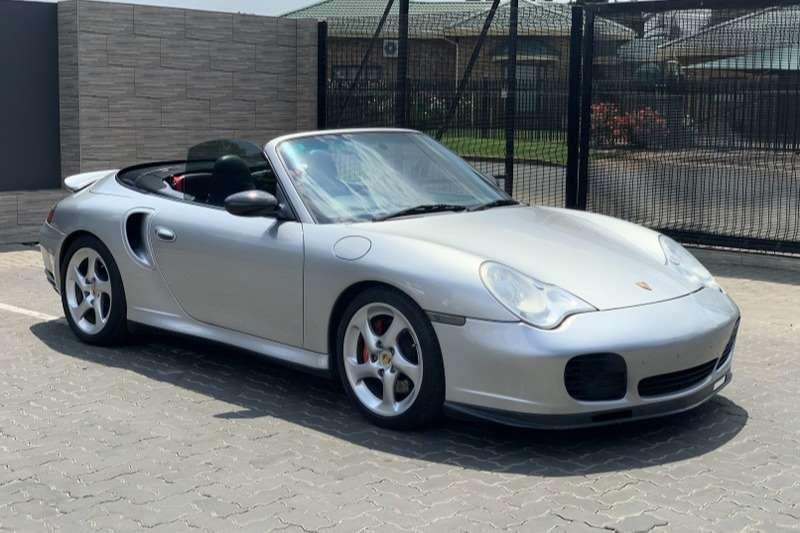 Porsche 911 turbo cabriolet 2003