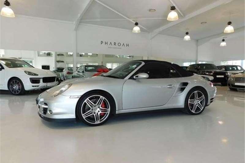 Porsche 911 Turbo Cabriolet Auto 2008