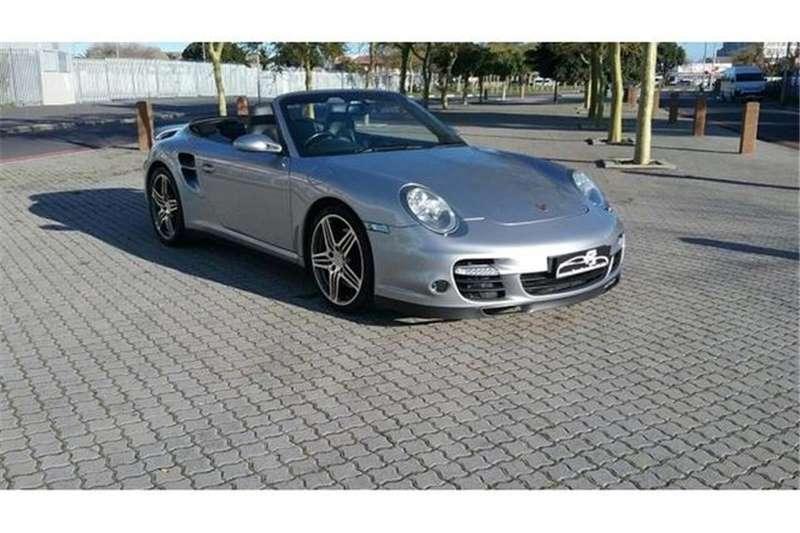 Porsche 911 Turbo Cabriolet Auto 2009