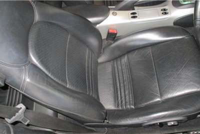 Porsche 911 turbo tiptronic 2001