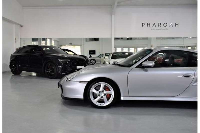 Porsche 911 Turbo Tiptronic 2003