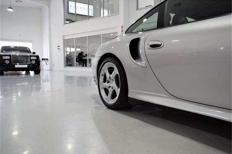 Porsche 911 Turbo Tiptronic 2003