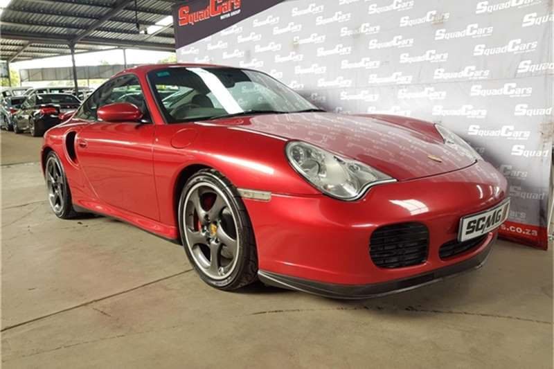 Porsche 911 TURBO TIPTRONIC 2004