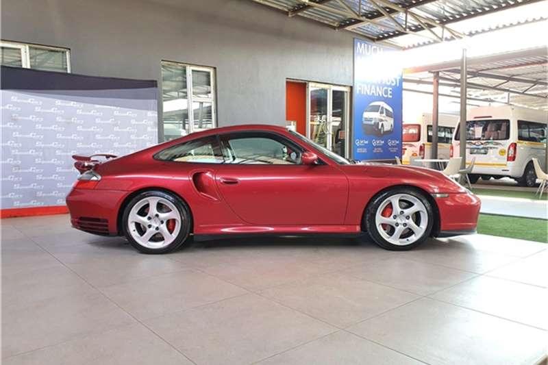 Porsche 911 TURBO TIPTRONIC 2004