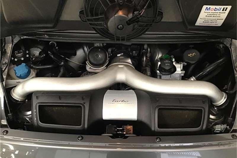 Porsche 911 turbo tiptronic 2007
