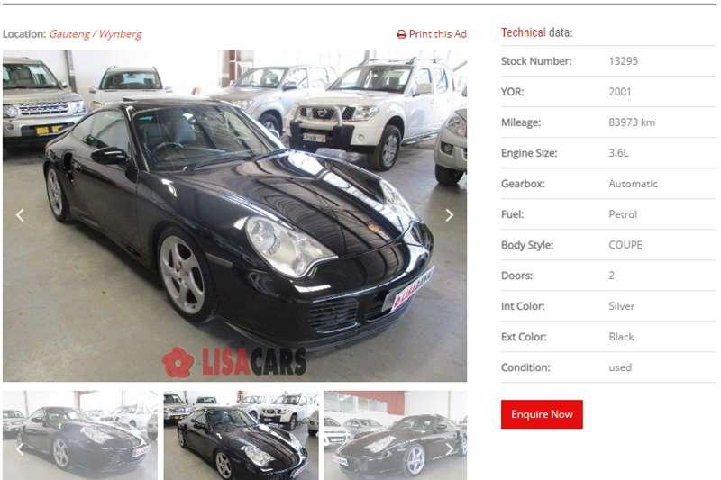 Porsche 911T 2001
