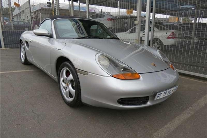 Porsche Boxster (986) 2001