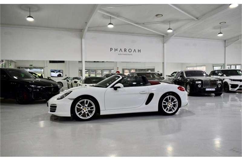 Porsche Boxster auto 2013