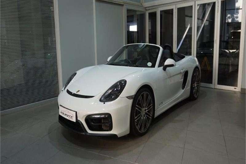 Porsche Boxster GTS auto 2015