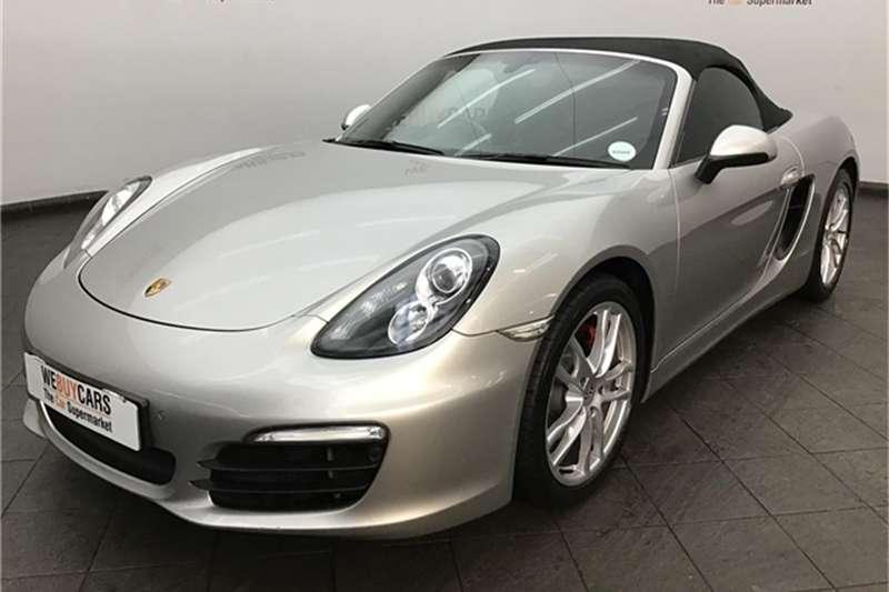 2012 Porsche Boxster S auto