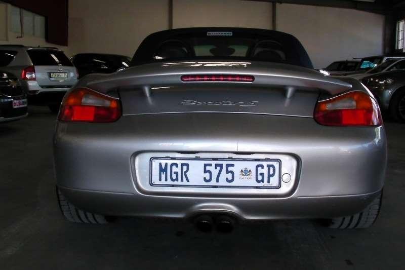 Porsche Boxster S (986) 2001