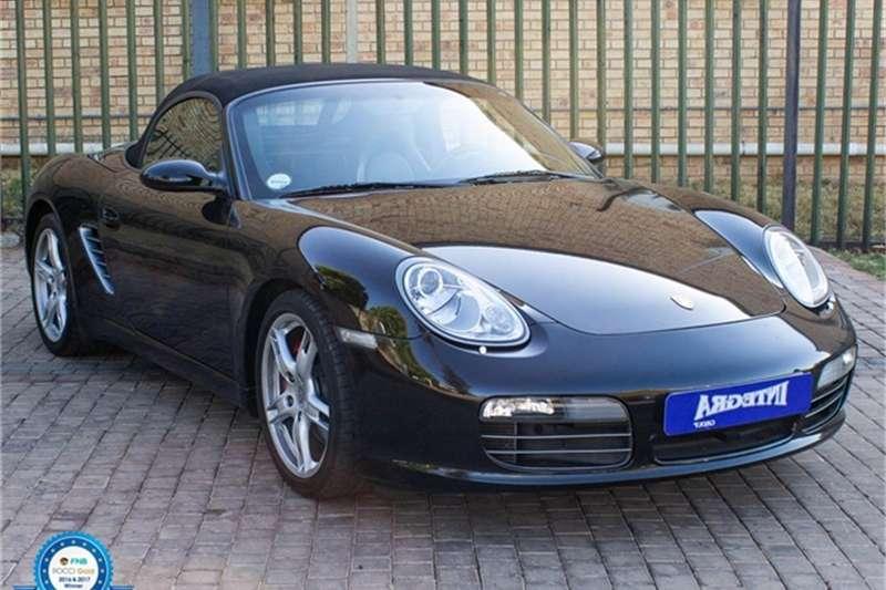 Porsche Boxster S (987) 2005