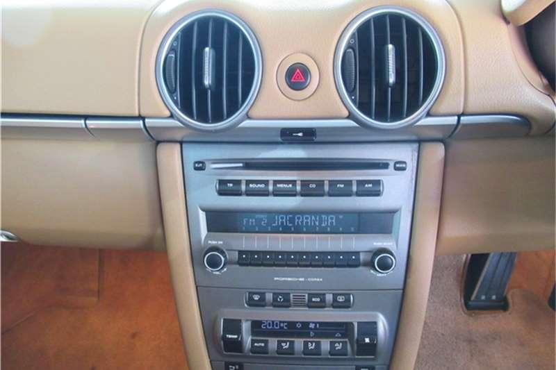 Porsche Boxster S (987) ONLY 90319KM 2007