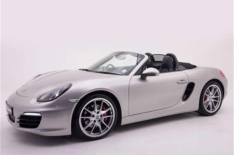 Porsche Boxster S auto 2013
