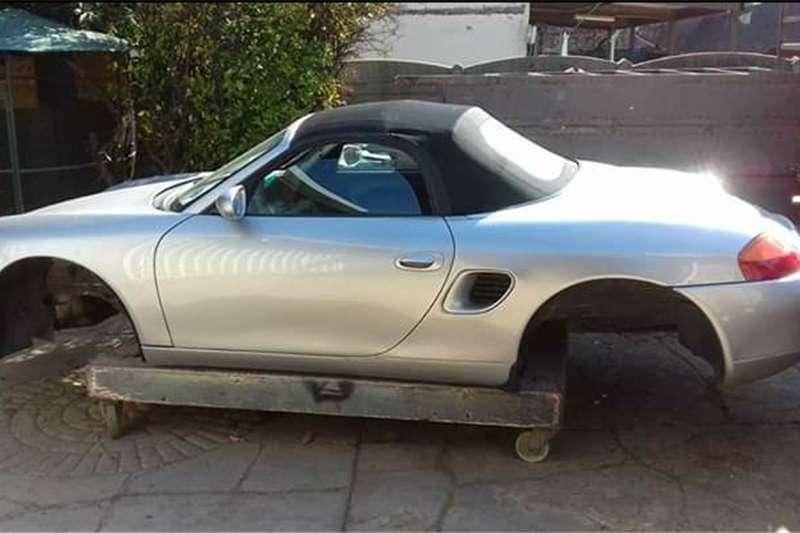 Porsche Boxster Spyder 1999