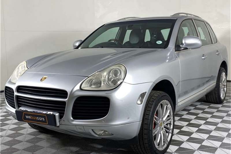 Used 2003 Porsche CAYENNE