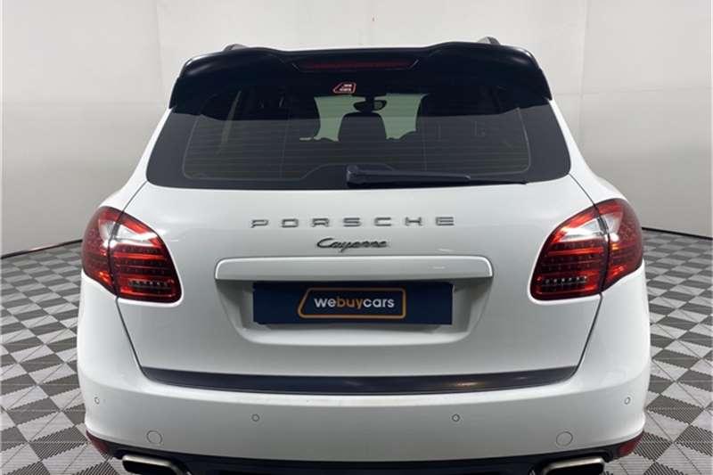 2012 Porsche CAYENNE Cayenne