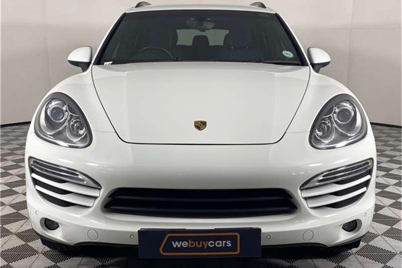 Used 2012 Porsche CAYENNE Cayenne