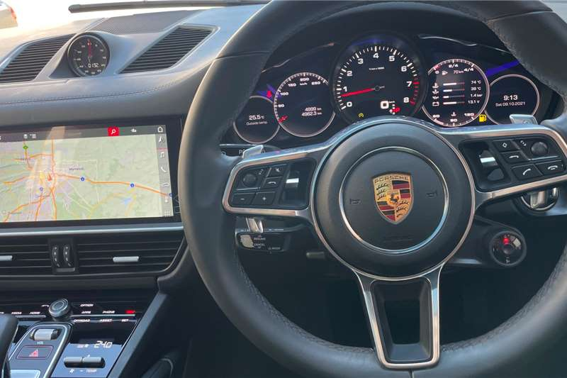 Used 2020 Porsche Cayenne Coupe CAYENNE COUPE